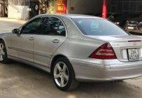 Cần bán gấp Mercedes C240 năm 2005, màu bạc, nhập khẩu nguyên chiếc chính chủ, giá chỉ 295 triệu giá 295 triệu tại Hà Nội