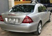 Bán Mercedes C240 sản xuất năm 2005, màu bạc chính chủ, giá tốt giá 295 triệu tại Hà Nội