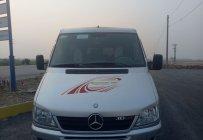 Bán Mercedes Benz 313, 16 chỗ đời 2011, màu bạc, nhập khẩu giá 470 triệu tại Hà Nội