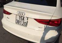 Bán Audi A3 năm sản xuất 2014, màu trắng, nhập khẩu chính chủ giá 925 triệu tại Hải Phòng