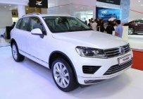 Bán ô tô Volkswagen Touareg đời 2018, màu trắng, nhập khẩu giá 2 tỷ 499 tr tại Tp.HCM