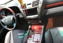 Chính chủ bán xe Lexus LS 460L năm 2007, màu đen, nhập khẩu giá 1 tỷ 150 tr tại Hà Nội