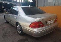 Bán ô tô Lexus LS 430 đời 2001, màu bạc, nhập khẩu nguyên chiếc giá 560 triệu tại Đồng Tháp