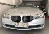 Bán BMW 7 Series 750Li sản xuất 2008, màu bạc, xe nhập còn mới giá 1 tỷ 80 tr tại Tp.HCM