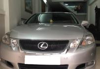 Cần bán gấp Lexus GS 350 đời 2008, màu bạc, nhập khẩu giá 890 triệu tại Tp.HCM