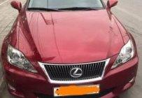 Bán Lexus IS AT sản xuất 2009, màu đỏ, nhập khẩu, giá chỉ 950 triệu giá 950 triệu tại Hà Nội