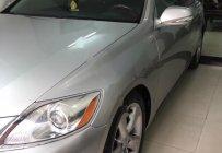 Cần bán gấp Lexus GS 350 sản xuất năm 2008, màu bạc, nhập khẩu nguyên chiếc giá 890 triệu tại Tp.HCM