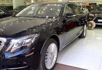 Bán xe Mercedes S500L đời 2016, màu đen như mới giá 4 tỷ 950 tr tại Tp.HCM
