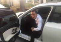 Cần bán lại xe BMW 3 Series 320i sản xuất 2009, màu trắng còn mới, giá 565tr giá 565 triệu tại Đồng Nai
