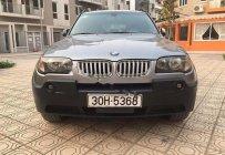 Cần bán gấp BMW X3 sản xuất năm 2004, màu xám giá 332 triệu tại Hà Nội