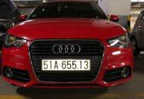 Cần bán xe Audi A1 đời 2010, màu đỏ, nhập khẩu nguyên chiếc giá 850 triệu tại Tp.HCM