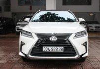 Bán Lexus RX 350 năm sản xuất 2016, màu trắng, nhập khẩu nguyên chiếc giá 3 tỷ 850 tr tại Hà Nội