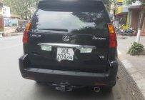 Cần bán lại xe Lexus GX 470 năm sản xuất 2007, màu đen, xe nhập giá 999 triệu tại Hà Nội
