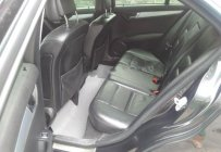 Cần bán Mercedes C200 năm sản xuất 2008, màu đen chính chủ giá cạnh tranh giá 489 triệu tại Hà Nội