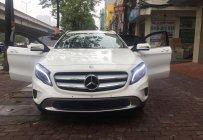 Bán Mercedes GLA200 2015, màu trắng nội thất kem cực đẹp giá 1 tỷ 150 tr tại Hà Nội