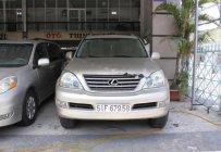 Cần bán xe Lexus GX 470 đời 2008, nhập khẩu số tự động giá 1 tỷ 550 tr tại Tp.HCM