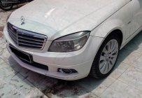 Đổi xe bán Mercedes C250 2008 màu trắng cực trẻ trung, sang trọng giá 445 triệu tại Tp.HCM