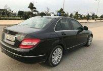 Cần bán lại xe Mercedes C200 sản xuất 2008, màu đen chính chủ giá 465 triệu tại Hà Tĩnh