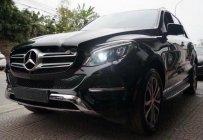 Bán Mercedes GLE 400 2017, màu đen, nhập khẩu giá 3 tỷ 390 tr tại Hà Nội