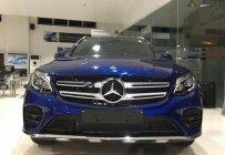 Bán Mercedes GLC 300 4Matic sản xuất 2018, màu xanh lam giá 2 tỷ 209 tr tại Tp.HCM