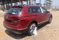 Bán Volkswagen Tiguan 2.0 đời 2018, màu đỏ, xe nhập giá 1 tỷ 669 tr tại Hà Nội