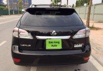 Bán Lexus RX 350 sản xuất năm 2010, màu đen, nhập khẩu giá 1 tỷ 800 tr tại Hà Nội