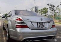 Bán ô tô Mercedes S550 sản xuất 2005, màu bạc chính chủ, giá tốt giá 750 triệu tại Tp.HCM