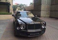 Cần bán Bentley Mulsanne Speed 2016, màu nâu, nhập khẩu nguyên chiếc giá 6 tỷ 829 tr tại Hà Nội