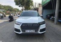 Bán Audi Q7 2.0L năm 2015, màu trắng, nhập khẩu giá 3 tỷ 100 tr tại Tp.HCM