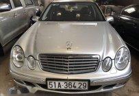 Cần bán xe Mercedes E280 đời 2005, màu bạc, nhập khẩu giá 410 triệu tại Tp.HCM