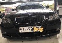 Cần bán lại xe BMW 3 Series 320i đời 2007, màu đen, nhập khẩu nguyên chiếc số tự động, giá tốt giá 475 triệu tại Tp.HCM