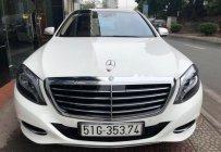 Cần bán xe Mercedes S400 sản xuất 2017, màu trắng giá 3 tỷ 679 tr tại Hà Nội
