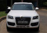 Cần bán Audi Q5 2.0 AT sản xuất 2009, màu trắng, nhập khẩu nguyên chiếc   giá 950 triệu tại Tp.HCM