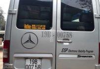 Bán ô tô Mercedes-Benz Sprinter đăng ký lần đầu 2005, màu bạc nhập khẩu nguyên chiếc, giá tốt 265triệu giá 265 triệu tại Tuyên Quang