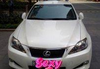 Bán Lexus IS đời 2009, màu trắng, xe nhập số tự động giá 1 tỷ 166 tr tại Vĩnh Phúc