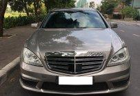 Cần bán xe Mercedes 5350L sản xuất 2008, màu xám (ghi), xe nhập giá 1 tỷ 30 tr tại Tp.HCM