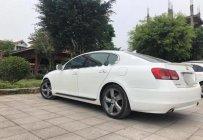 Bán Lexus GS 350 sản xuất năm 2008, màu trắng, nhập khẩu nguyên chiếc giá 980 triệu tại Hà Nội
