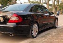 Bán Mercedes E350 đời 2008, màu đen, xe nhập giá 530 triệu tại Nam Định