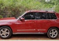 Cần bán Mercedes GLK250 AMG 4Matic 2014, màu đỏ còn mới giá 1 tỷ 245 tr tại Tp.HCM