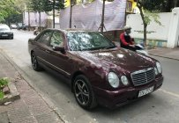 Bán xe Mercedes E230 sản xuất 1996, màu đỏ, 135tr giá 135 triệu tại Hà Nội