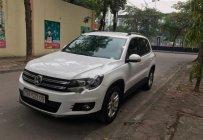 Bán Volkswagen Tiguan 2011, màu trắng, xe nhập giá 669 triệu tại Hà Nội