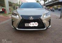 Cần bán xe Lexus RX 200T sản xuất 2016, màu vàng, nhập khẩu nguyên chiếc, số tự động giá 3 tỷ 80 tr tại Hà Nội