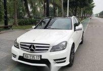 Bán Mercedes C300 AMG Plus sản xuất 2014, màu trắng, giá 980tr giá 980 triệu tại Hà Nội