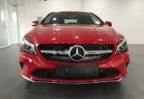 Bán Mercedes CLA 200 sản xuất năm 2018, màu đỏ, xe nhập giá 1 tỷ 514 tr tại Tp.HCM