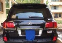 Cần bán gấp Lexus LX 570 đời 2008, màu đen, nhập khẩu nguyên chiếc giá 3 tỷ 50 tr tại Tp.HCM