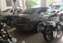 Bán Mercedes C200 sản xuất năm 2009, màu bạc, nhập khẩu  giá 430 triệu tại Tp.HCM