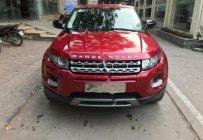 Bán ô tô LandRover Range Rover Evoque đời 2011, màu đỏ, nhập khẩu nguyên chiếc giá 1 tỷ 480 tr tại Hà Nội