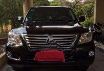 Chính chủ bán Lexus LX 570 đời 2010, màu đen, nhập khẩu   giá 3 tỷ 100 tr tại Tp.HCM
