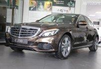 Bán Mercedes C250 Exclusive năm sản xuất 2018, màu nâu giá 1 tỷ 729 tr tại Tp.HCM