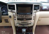 Cần bán xe Lexus LX 570 năm 2014, màu trắng, nhập khẩu nguyên chiếc giá 4 tỷ 980 tr tại Hà Nội